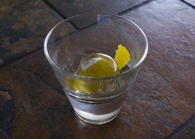 Empty Old Fashioned