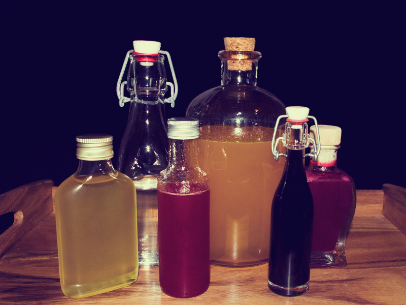 Simple Syrup Recipes I