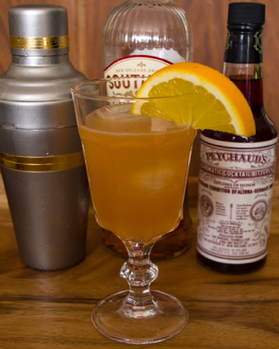 Southern Orange Cocktail