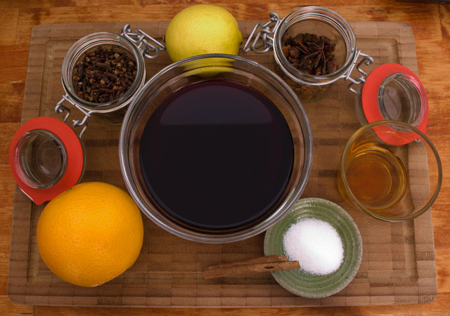 Feuerzangenbowle Ingredients
