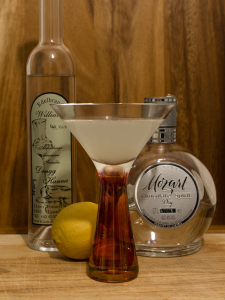 Sweet Pear cocktail
